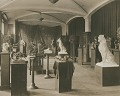 View Exhibition of Sculptures [photograph] / (photographed by Frances Benjamin Johnston and Mattie Edwards Hewitt) digital asset number 0