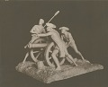 View Model for Memorial to the Defendants of New Haven [sculpture] / (photographed by A. B. Bogart) digital asset number 0