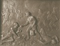 View Civil War Battle Relief [sculpture] / (photographer unknown) digital asset number 0