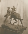 View Paul Revere Mounting His Horse [sculpture] / (photographer unknown) digital asset number 0