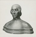 View Bust: Elevation [sculpture] / (photographed by William Smedley) digital asset number 0
