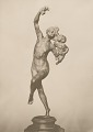 View Bacchante and Infant Faun [sculpture] / (photographed by Detroit Publishing Company) digital asset number 0