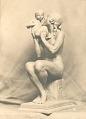 View Little Brother [sculpture] / (photographed by De Witt Ward) digital asset number 0