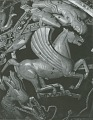 View Celestial Sphere (detail - Pegasus) [sculpture] / (photographed by Walter J. Russell) digital asset number 0