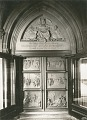 View Astor Memorial Doors: South Doors [sculpture] / (photographed by Wurts Brothers) digital asset number 0