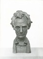 View Abraham Lincoln [sculpture] / (photographed by Percy Rainford) digital asset number 0