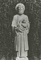 View St. Joseph Carrying the Christ Child [sculpture] / (photographed by Albin Polasek) digital asset number 0