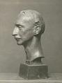 View Head of a Man [sculpture] / (photographed by De Witt Ward) digital asset number 0