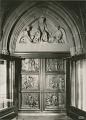 View Astor Memorial Doors: North Doors [sculpture] / (photographed by Wurts Brothers) digital asset number 0