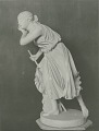 View Nydia, the Blind Flower Girl of Pompeii [sculpture] / (photographer unknown) digital asset number 0