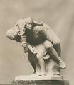 View Red Cross [sculpture] / (photographed by De Witt Ward) digital asset number 0