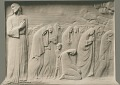 "View ""And Jesus Wept"" (relief panel) [sculpture] / (photographed by De Witt Ward) digital asset number 0"