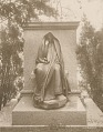 View Adams Memorial [sculpture] / (photographed by Detroit Publishing Company) digital asset number 0