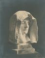 View Head (Adams Memorial) [sculpture] / (photographed by De Witt Ward) digital asset number 0