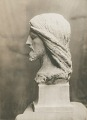 View Head of Christ (Phillips Brooks Monument) (side view) [sculpture] / (photographed by De Witt Ward) digital asset number 0