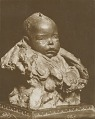 View Bust of a Baby [sculpture] / (photographer unknown) digital asset number 0