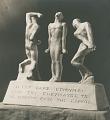 View The Flesh Lusteth Aganist the Spirit [sculpture] / (photographed by De Witt Ward) digital asset number 0