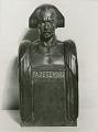 View Paderewski [sculpture] / (photographed by Carl Klein) digital asset number 0