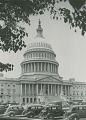 View United States Capitol Building [photograph] / (photographed by I. T. Frary) digital asset number 0