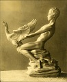 View Goose Boy: a fountain figure [sculpture] / (photographer unknown) digital asset number 0