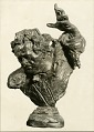 View Portrait bust of William Mengelberg [sculpture] / (photographed by S. G. Cleveland) digital asset number 0