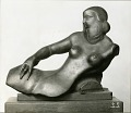 View Angelica [sculpture] / (photographed by S. G. Cleveland) digital asset number 0