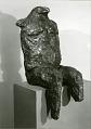 View Seated Birdman [sculpture] / (photographer unknown) digital asset number 0