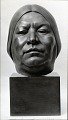 View Head of a Tewa Indian [sculpture] / (photographer unknown) digital asset number 0