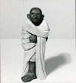 View Ghandi [sculpture] / (photographed by William H. Allen) digital asset number 0