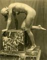 View Bending Figure [sculpture] / (photographer unknown) digital asset number 0