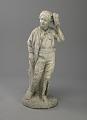 """View <I>Statue, boy, """"Hide & Seek""""</I> digital asset number 0"""