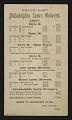View <I>Trade card, Bradley & Co.'s Philadelphia Lawn Mower at Horticultural Hall</I> digital asset number 1