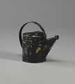 View <I>Watering can with tole work</I> digital asset number 0