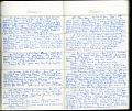 View The Gertrude Farrington diaries digital asset number 1
