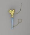 View <I>Bouquet holder, leaves, blue handle</I> digital asset number 0