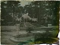 View William Lyman Phillips photograph collection digital asset: [Untitled Garden in Florida]: pavilions and fountains.: 1930.