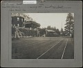 View Bowers Garden: Tennis court digital asset: Bowers Garden [photoprint]