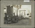 View Unidentified Garden in Rochester, New York digital asset: Unidentified Garden in Rochester, New York [photoprint]