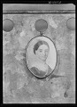 View [Miscellaneous Images in Virginia]: photograph of a portrait of Mary Welby DeButts Carter. digital asset: [Miscellaneous Images in Virginia] [glass negative]: photograph of a portrait of Mary Welby DeButts Carter.