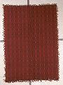 "View ""Monk's Belt;"" coverlet; overshot; c. 1850; Pennsylvania digital asset number 0"