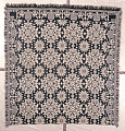 View coverlet; Figured and Fancy, double-cloth; 1839; New York digital asset number 0