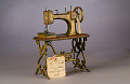 View 1870 - William T. Smith's Sewing Machine Patent Model digital asset number 1