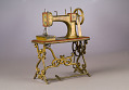 View 1870 - William T. Smith's Sewing Machine Patent Model digital asset number 2