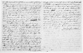 View Handwritten Draft of James Smithson Will, Pages 1 and 3 and 2 and 4 digital asset number 1