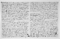 View Handwritten Draft of James Smithson Will, Pages 1 and 3 and 2 and 4 digital asset number 0