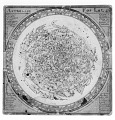 View Clelestial Planisphere Called Astrolabe for Latitude 41 digital asset number 1