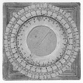 View Clelestial Planisphere Called Astrolabe for Latitude 41 digital asset number 3