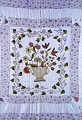 View 1822 Margret Nolan's Embroidered Quilt digital asset: Detail