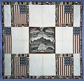 "View 1876 - 1878 Esther Cooley's ""1876 Centennial"" Quilt digital asset number 0"