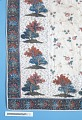 View 1800 - 1820 Block-printed Quilt digital asset: Quilt, detail